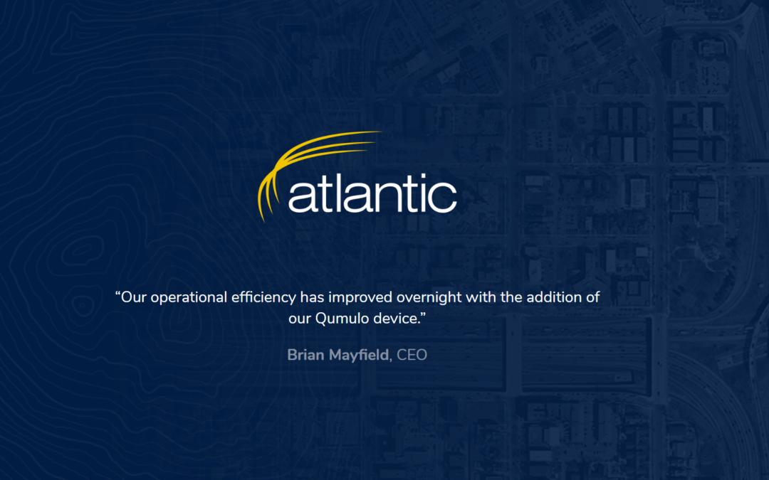 Qumulo Case Study: Atlantic's Data journey